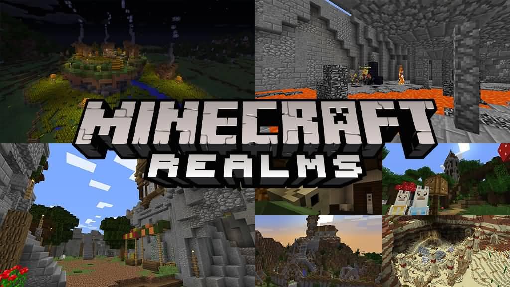 "[MC新闻]Realms:在""堡垒工艺""或""烫手的山芋""中斗争吧!"