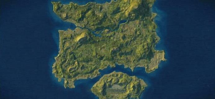绝地求生新版本只玩老地图教程