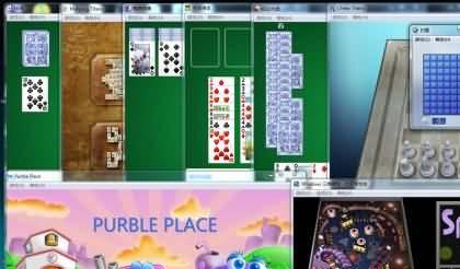 回忆经典 Windows提取9款经典小游戏