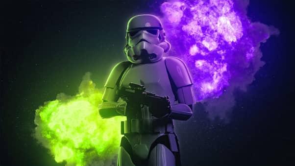 Imperial Stormtrooper 4K壁纸